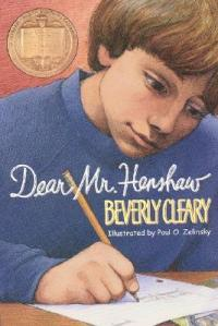 Dear Mr. Henshaw by Beverly Cleary with illustrations by Paul O. Zelinsky