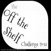 Off the Shelf Reading Challenge