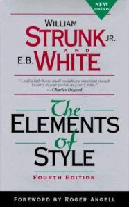 The Elements of Style (Fourth Edition) by William Strunk Jr. and E.B. White [***- My Pick of the Week]- Who knew a rules book could be so enjoyable? I don't know if it was Strunk, White, or whoever revised it for the fourth edition but there was a kind of snarkiness with the writing. I enjoyed it. I'll definitely use this as reference since it's very helpful- and portable. The English language is beautiful but confusing as well. Learning grammar is almost like a solving a mystery. I wonder how I'll be able to compromise between my style and proper grammar. I am a firm believer in learning all the rules and mastering them first before ignoring them. [Off the Shelf Reading Challenge.]
