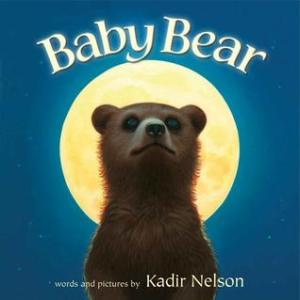 Baby Bear by Kadir Nelson [**]- Definitely an early contender for the 2014 Caldecott. A bear cub asks for advice on how to get get back home from certain animals but finds their words more comforting than useful.