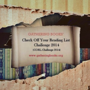 Check Off your Reading List Challenge