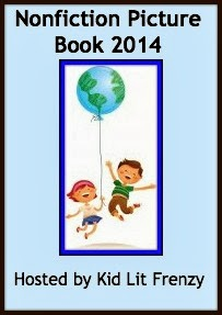 The Nonfiction Picture Book Challenge is hosted by Alyson over at Kid Lit Frenzy.