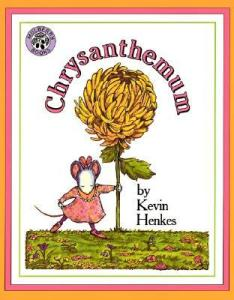 Chrysanthemum by Kevin Henkes [**]- This is another picture book which I read to a student. It was rather long for my liking but I can see myself recommending this for people who like stories with strong vocabulary.