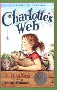 Charlotte's Web by E.B. White, Illustrated by Garth Williams