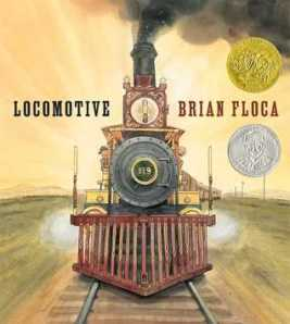 Locomotive by Brian Floca [***]