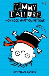 Timmy Failure: Now Look What You've Done by Stephan Pastis [***]- In this equally hilarious follow-up to Mistakes Were Made, Timmy Failure continues to prove to the world he's the greatest detective in the world. For some reason, I was expecting this installment to go a little deeper into his psyche and his relationships and I was surprised it didn't. But since there wasn't any indication it was going to, I wouldn't hold it against it. The third book, We Meet Again, comes out October 28, 2014.