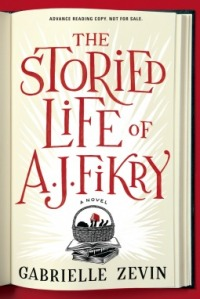 The Storied Life of A. J. Fikry by Gabrielle Zevin [****- My Pick of the Week]- I'm very partial to books about books. This adult book is about a recently widowed bookseller who finds a baby abandoned in the store. It's also a story about starting over. A touching love letter to the bookselling profession. I can't wait to start recommending this to our customers!
