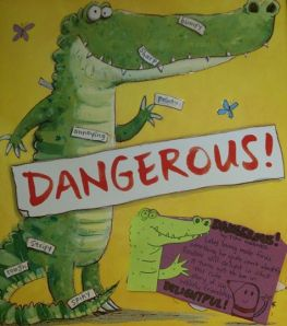 Dangerous! by Tim Warnes [**]