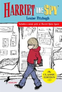 Harriet the Spy by Louise Fitzhugh [***]
