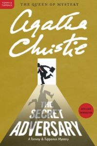 The Secret Adversary by Agatha Christie [***]- Review to come later this month.