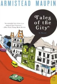 Tales of the City by Armistead Maupin [*****- My Pick of the Week]