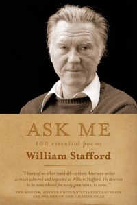 Ask Me: 100 Essential Poems of William Stafford by William Stafford [***]- A great collection of poems by William Stafford's son, Kim Stafford who is also a poet. 2014 marks the centennial of William Stafford's birth and an Oregon Reads selection this year.