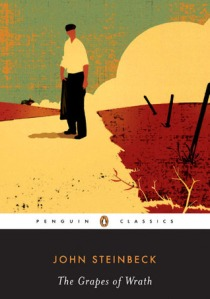 The Grapes of Wrath by John Steinbeck [*****- My Pick of the Week]