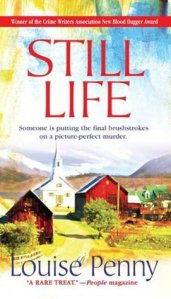 Still Life by Louise Penny [***]- This was a book lent to me because she knew I liked cozy mysteries a la Agatha Christie. This didn't disappoint. The writing was very literary but wasn't scared of making the characters and situations imperfect. The only reason I perhaps won't read any more in this award-winning series is I don't like the idea of people still living in a small town where murder after murder occurs!
