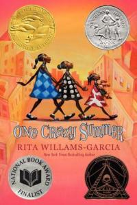 One Crazy Summer by Rita Williams-Garcia [***- My Pick of the Week!]