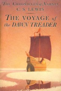 The Voyage of the Dawn Treader by C.S. Lewis, Illustrated by Pauline Baynes [****]- Once more, a return to Narnia... Familiar faces return. New characters are introduced. Having this story take place mostly on a ship and the islands they encounter sets it apart from the other books. It had more of a quest feel to it. I also found this installment slightly more gruesome in parts which is odd considering the other books were about war. The religious aspects were also more apparent here. I'm actually interested to read more about this (and C.S. Lewis' life and beliefs, in general) after I finish the series.