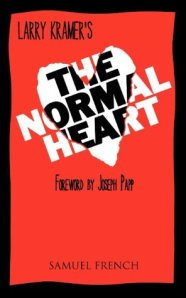 The Normal Heart by Larry Kramer [*****- My Pick of the Week]