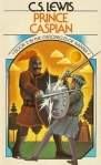 Prince Caspian by C.S. Lewis, Illustrated by Pauline Baynes [****]