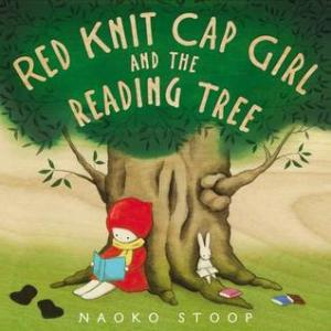 Red Knit Cap Girl and the Reading Tree by Naoko Stoop [***]- This isn't supposed to be out until September but a big-chain bookstore had it on their shelves already. How can independent bookstores compete when the bigger competitions don't have any problem not following rules? I will keep my review until closer to the publication date! I can't wait to have this title in our store!