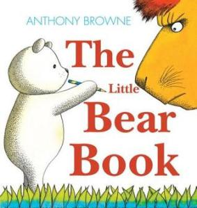 The Little Bear Book by Anthony Browne [**]- Another cute picture book about creativity! The titular bear meets some animals on his forest walk and uses his magic pencil to draw what they need.