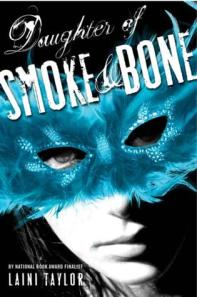 Daughter of Smoke and Bone by Laini Taylor [****]- High fantasy and high romance set the tone in this original YA novel. Worlds are at war between angels and chimera- and it's up to blue-haired art student Karou to put an end to it or perish. Lyrical prose and unforgettable characters will make this book unputdownable and readers rushing to read the next books in the series!