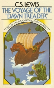 The Voyage of the Dawn Treader by C.S. Lewis, Illustrated by Pauline Baynes [****]