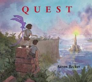 Quest by Aaron Becker [***]