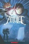Amulet, Vol. 2: The Stonekeeper's Curse by Kazu Kibuishi [***]