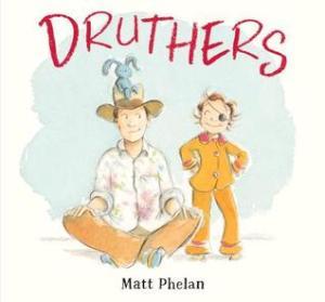 Druthers by Matt Phelan [**]