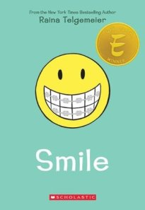 Smile by Raina Telgemeier [***]