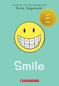 Smile by Raina Telgemeier [***]