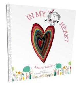 In My Heart: A Book of Feelings by Jo Witek, Illustrated by Christine Roussey [***]