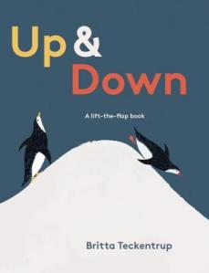 Up & Down by Britta Teckentrup [**]