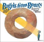 Bagels for Benny by Aubrey Davis, Illustrated b Dyušan Petričić [***]