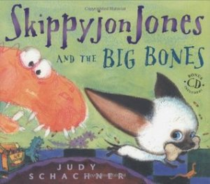 Skippyjon Jones and the Big Bones by Judy Schachner [**]