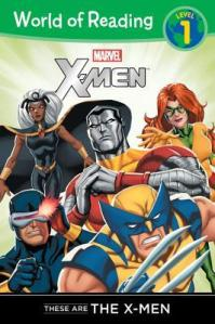 X-Men: These are the X-Men by Thomas Macri, Illustrated by Ramón F. Bachs [**]