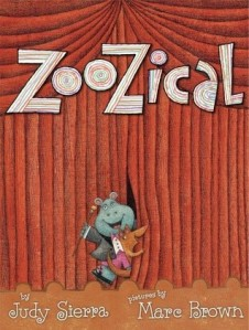 ZooZical by Judy Sierra, Illustrated by Marc Brown [**]