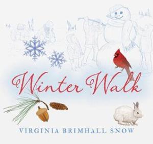 Winter Walk by Virginia Brimhall Snow [**]