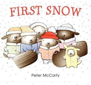 First Snow by Peter McCarty [**]
