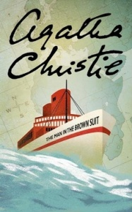 The Man in the Brown Suit by Agatha Christie [****]