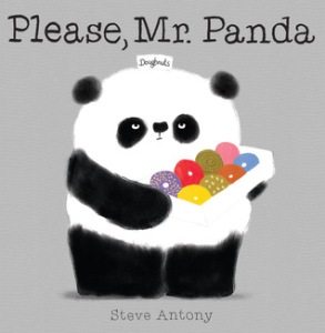 Please, Mr. Panda by Steve Antony [***]