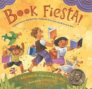 Book Fiesta!: Celebrate Children's Day/Book Day by Pat Mora, Illustrated by Rafael López