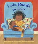 Lola Reads to Leo by Anna McQuinn, Illustrated by Rosalind Beardshaw