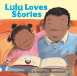 Lola Loves Stories by Anna McQuinn, Illustrated by Rosalind Beardshaw
