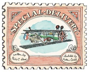 Special Delivery by Philip C. Stead, Illustrated by Matthew Cordell