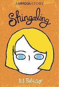 Shingaling by R.J. Palacio