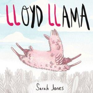 Lloyd Llama by Sarah Jones