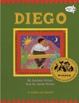 Diego by Jonah Winter, Illustrated by Jeanette Winter
