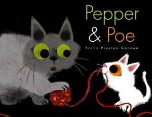 Pepper & Poe by Frann Preston-Gannon