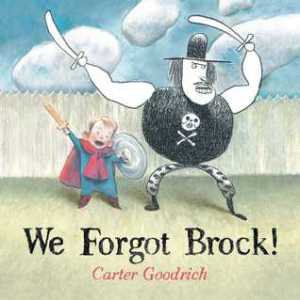 We Forgot Brock! by Carter Goodrich